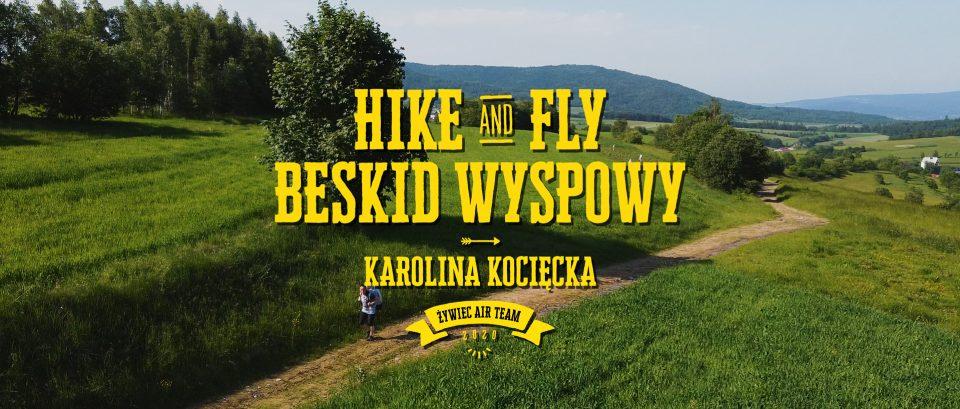 hike and fly beskid wyspowy
